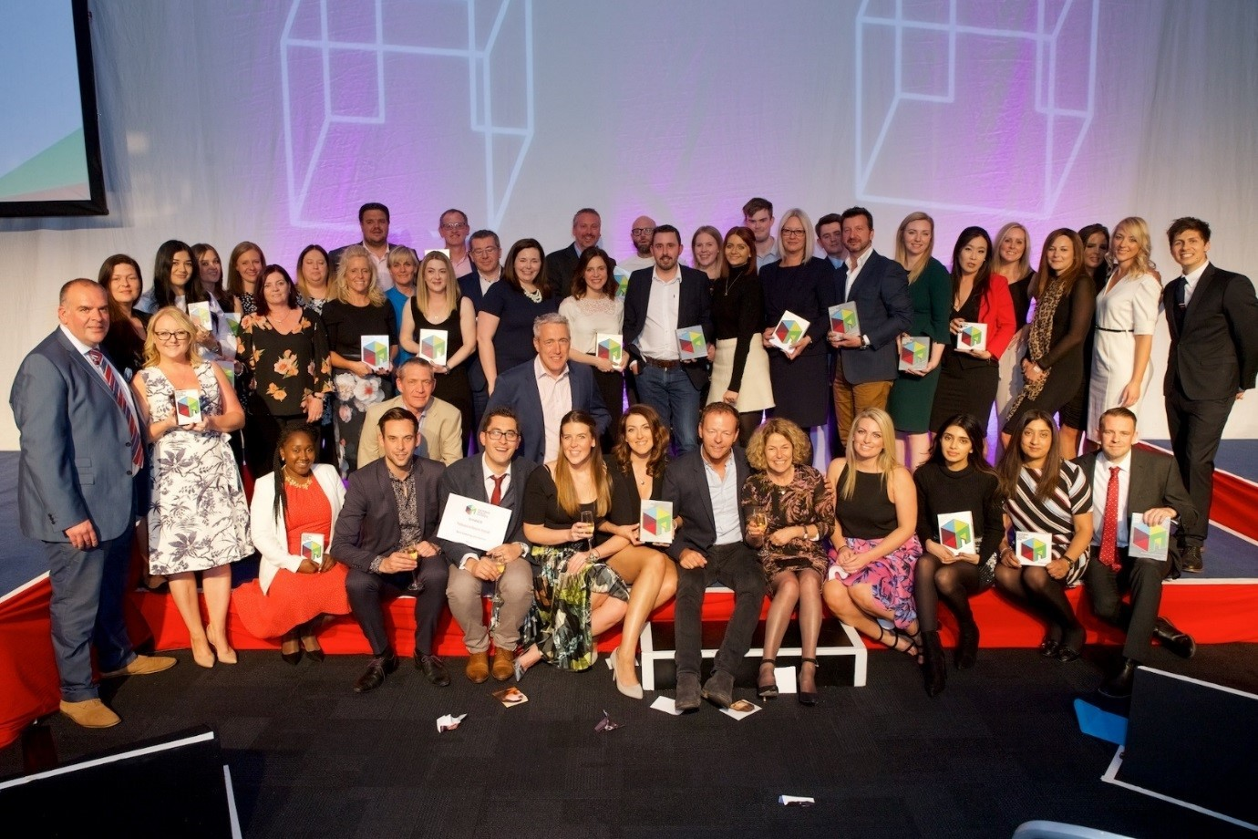 Athena wins two awards at National Venue Awards