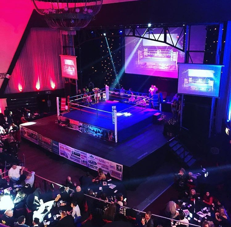 Athena is host venue for a charity Boxing night